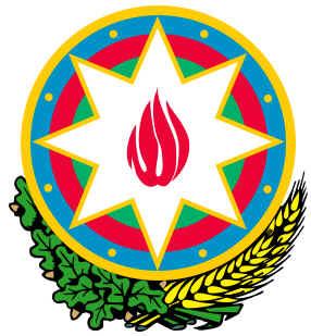 Emblema do Azerbaijão