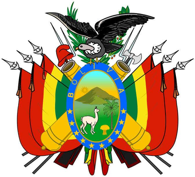 Bandeira da Bolívia