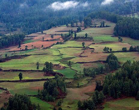 Geografia do Butão