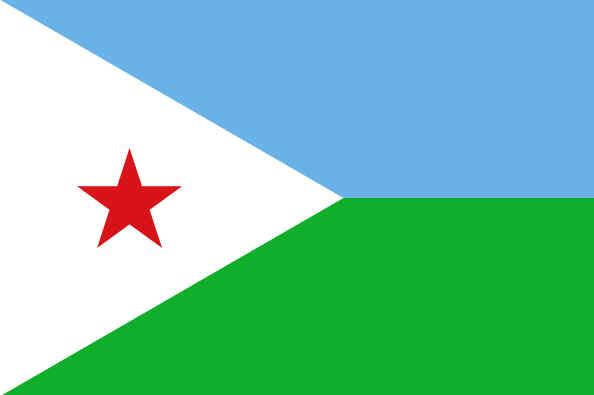 Bandeira do Djibouti