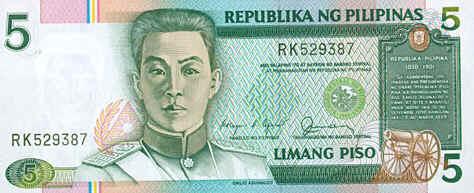 Moeda das Filipinas