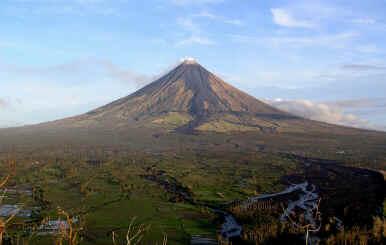 Vulcão Mayon
