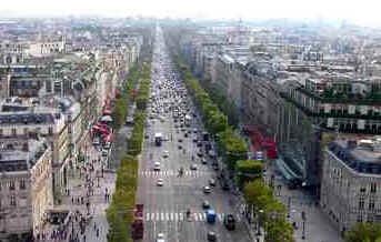 Avenida Champs-Elysées