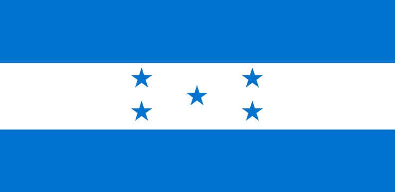 Bandeira de Honduras