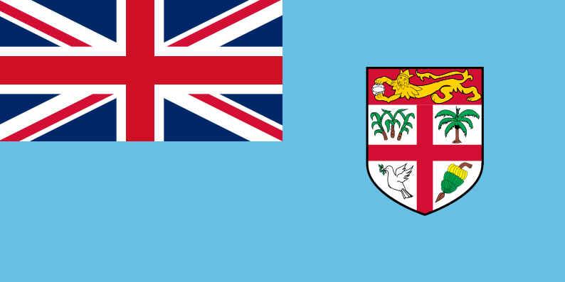 Bandeira das Ilhas Fiji