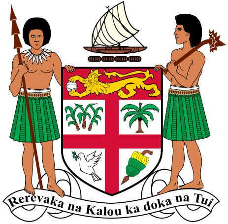 Brasão de Armas de Fiji