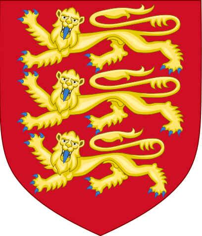 Armas Reais da Inglaterra
