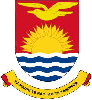 Brasão de Armas do Kiribati