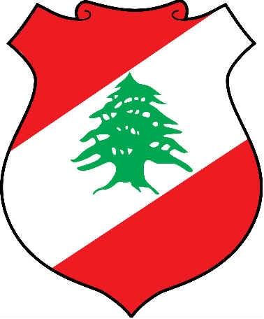 Brasão de armas do Líbano
