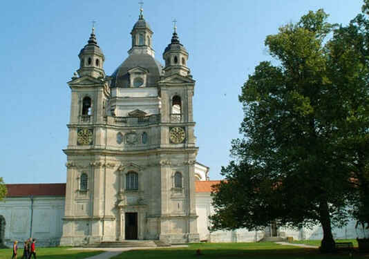 Locais Turísticos da Lituânia