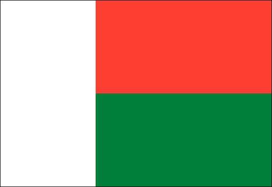 Bandeira de Madagáscar