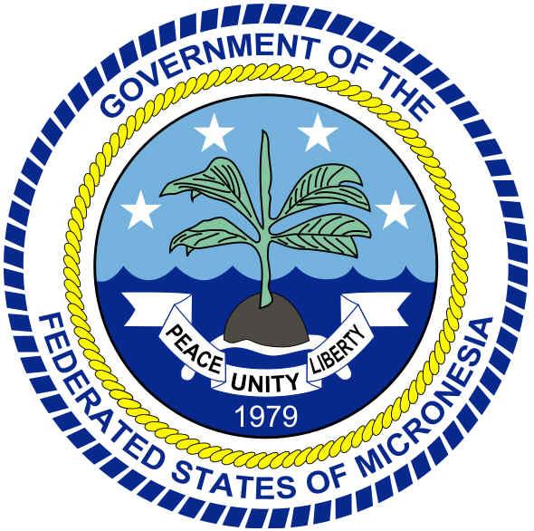 Selo dos Estados Federados da Micronésia