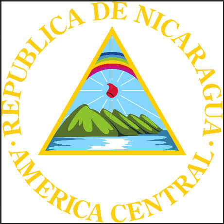 Bandeira da Nicarágua