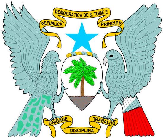 Bandeira de São Tomé e Príncipe