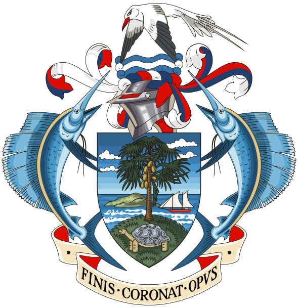 Brasão de Armas das Seychelles