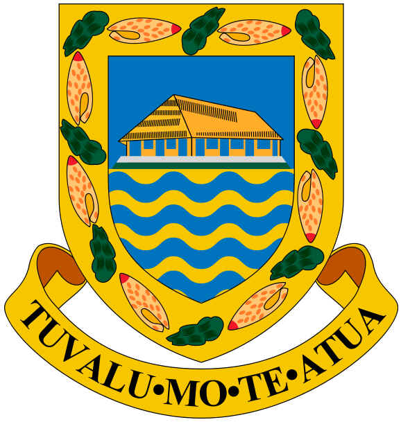 Brasão de armas de Tuvalu