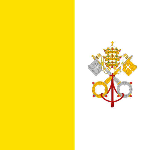 Bandeira do Estado da Cidade do Vaticano