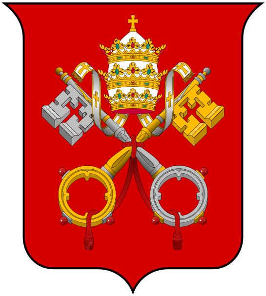 Brasão de armas do Estado da Cidade do Vaticano