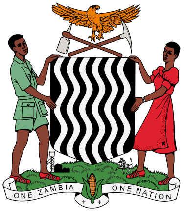 Bandeira da Zâmbia