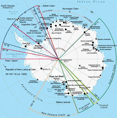 Antártida