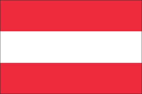 Bandeira da Áustria