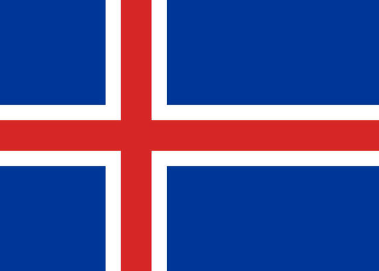 Brasão de armas da Islândia