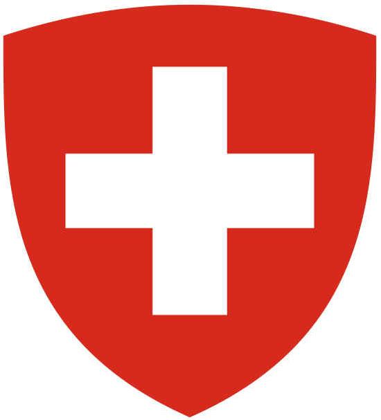 Bandeira da Suíça