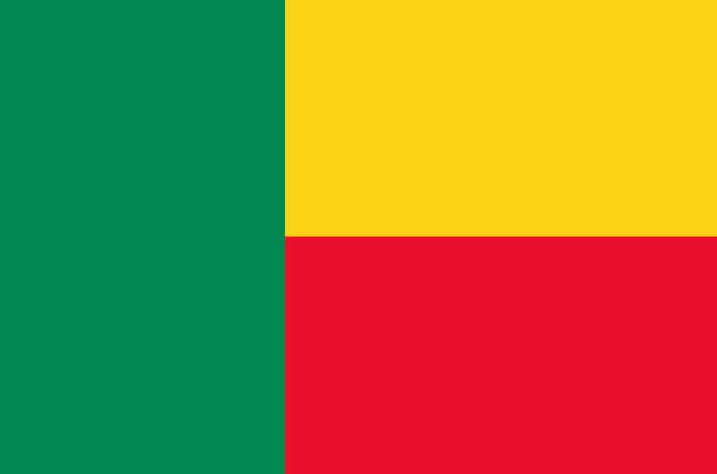 Bandeira de Benin