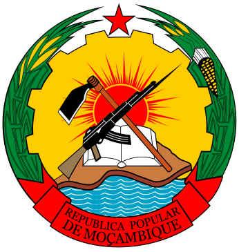 Brasão de armas de Moçambique