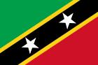 Bandeira de São Cristovão e Nevis