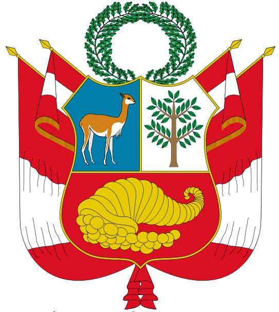 Brasão do Peru