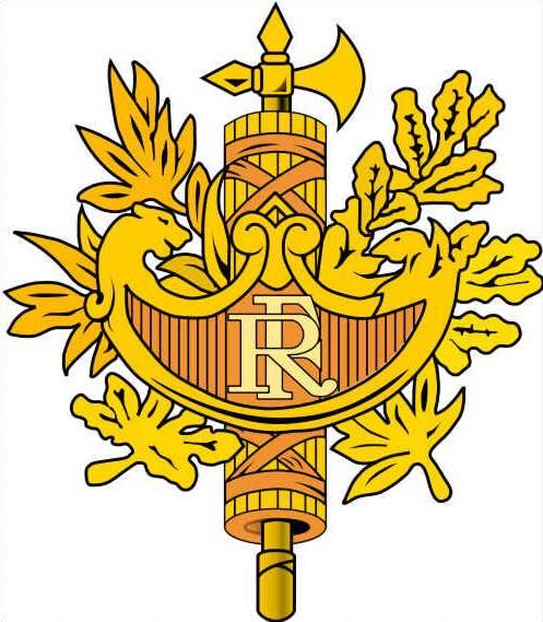 Emblema Nacional da França