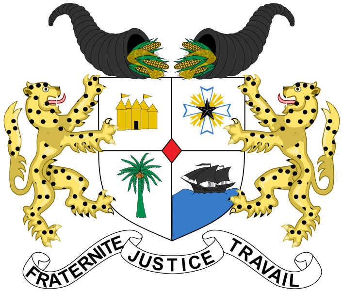 Brasão de Armas de Benin
