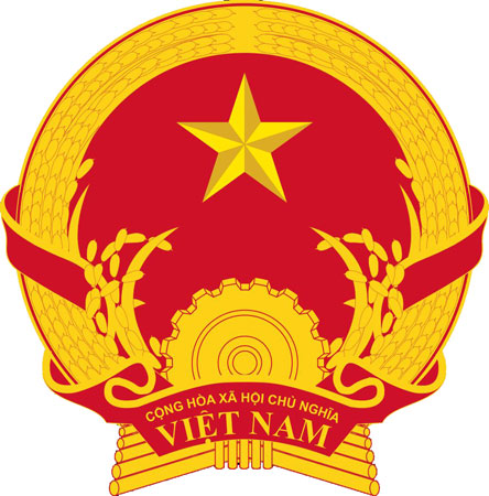 Brasão de Armas do Vietnã