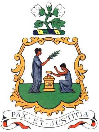 Brasão de São Vicente e Granadinas