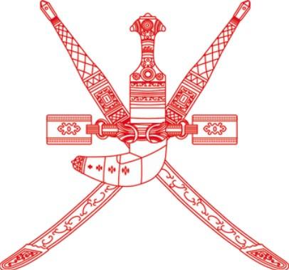 Bandeira de Omã