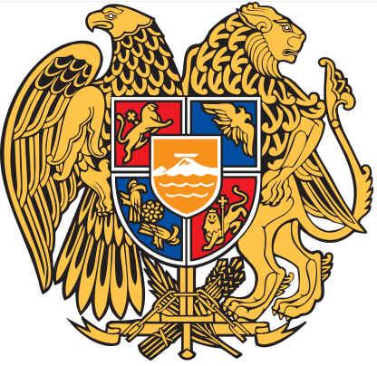 Brasão de armas da Arménia