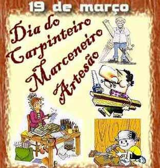 Dia do Carpinteiro