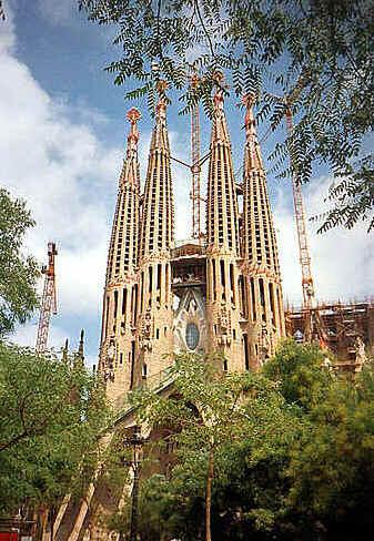 Catedral da Sagrada Família