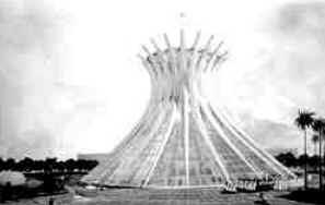 Construção de Brasília