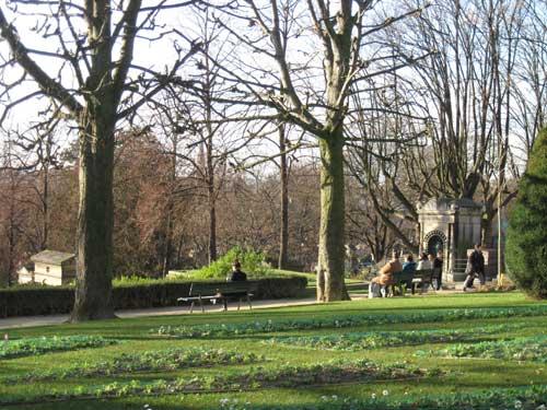 Cemitério do Père-Lachaise