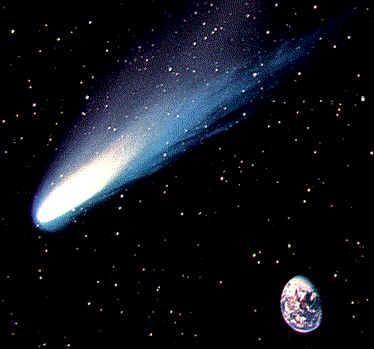 Cometas, Asteróides e Meteoros