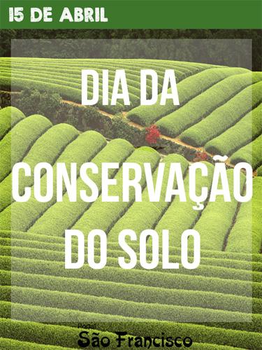 Dia da Conservação do Solo