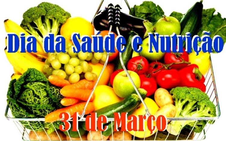 Dia da Saúde e Nutrição