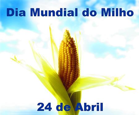 Dia Mundial do Milho