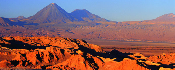 Geografia do Chile