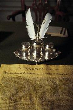 Declaração da Independência dos E.U.A.