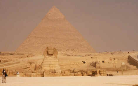 Pirâmide de Kéfren