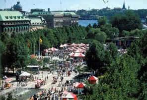 Locais Turísticos da Suécia