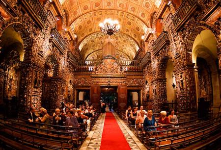 Mosteiro de São Bento do Rio de Janeiro